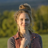 Meditation teacher: Carrie Grossman